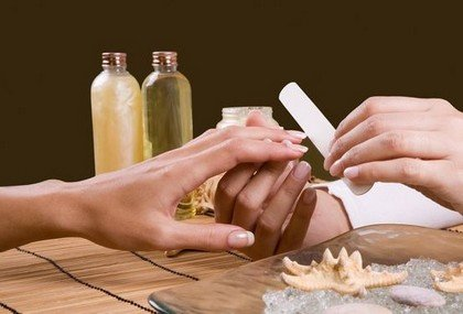 Уход за руками и оздоровление ногтей