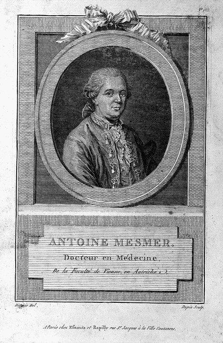 Anton Franz Mesmer