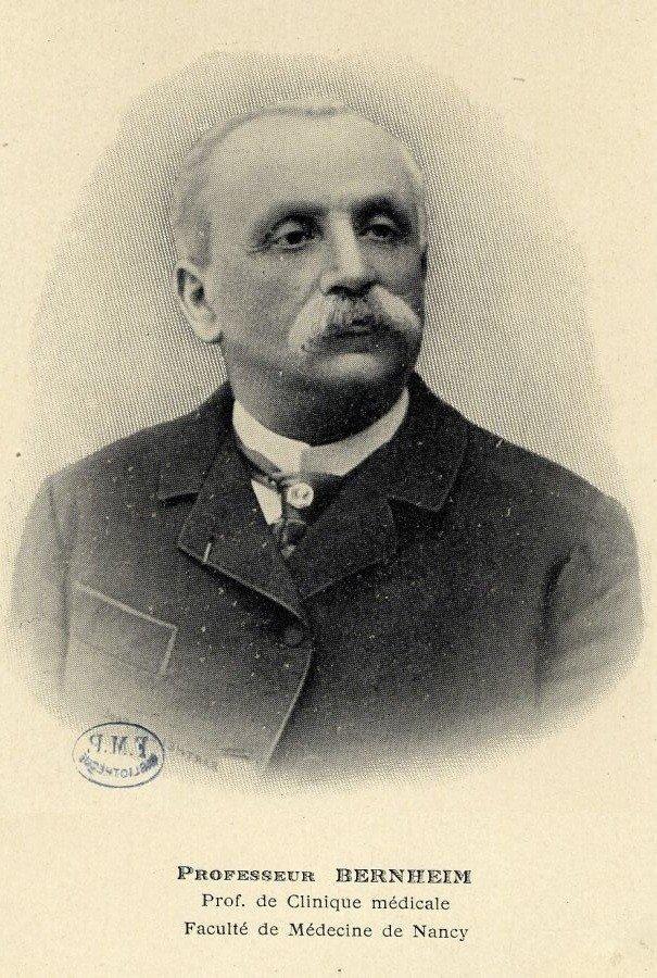 Bernheim - французский врач-невропатолог
