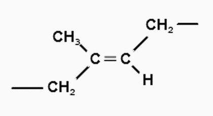 Химическая формула гуттаперчи
