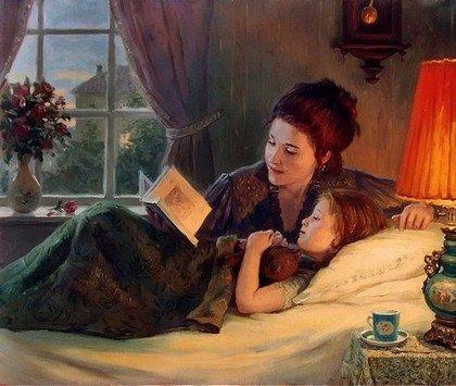 Как без проблем уложить ребенка спать после активного дня?