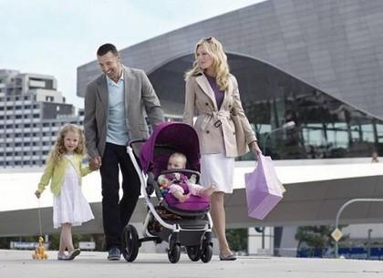 Основные различия современных колясок для детей