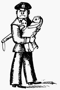 Полицейские в США умеют принимать роды