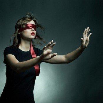 Слепота при истерическом неврозе