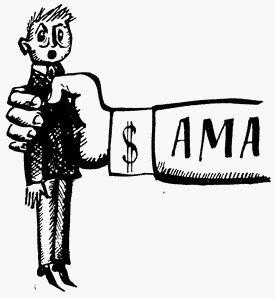 Глава «Вопреки АМА» из книги Борисоглебского Л.Л. «Когда медицина - бизнес»