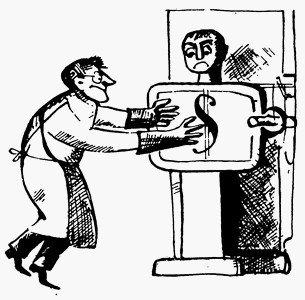 Злая сила «организованной медицины» Соединенных Штатов