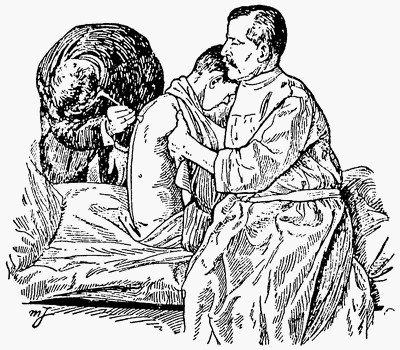 Положение больного при обследовании врачом