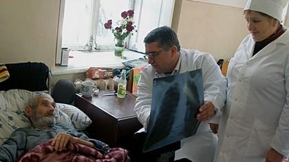 Туберкулез - болезнь бедных