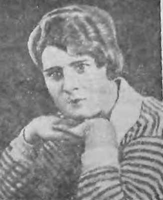 Лицо молодой женщины до ожога серной кислотой (фото)