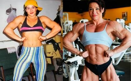 Эффект стероидов для девушек