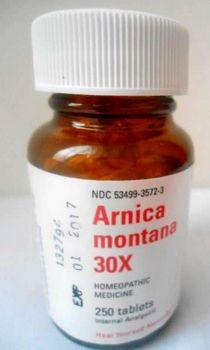 Гомеопатия «Arnica»