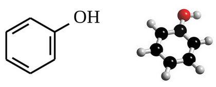 Формула карболовой кислоты