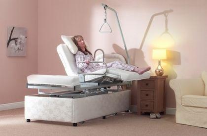 Уход за кроватью больных