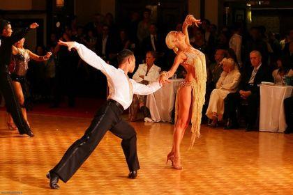 Бальные танцы – элегантность и невероятное изящество!
