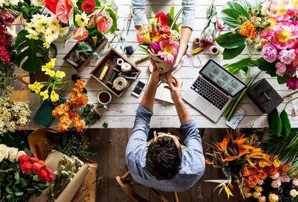 Сервис доставки цветов – цветы в мировой поэзии и литературе