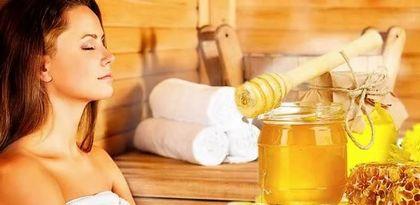 В баню за красотой с медом