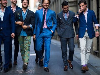 Выбираем стильную одежду для мужчин