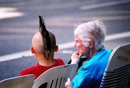 Семья и старшее поколение