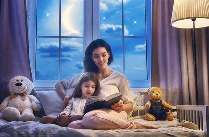 Как уложить ребенка в постель на каникулах