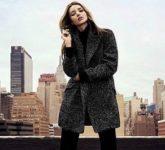4 модных модели пальто oversize