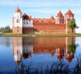 Обязательно посмотрите Мирский замок при посещении Беларуси