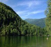 Туристическая база «Лебединое озеро»