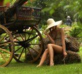 Отдых в деревне