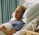Обстановка комнаты больного