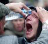 Первая помощь при попадании в глаза ядохимикатов и БОВ