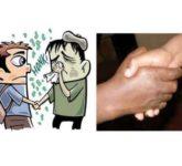 Контактный путь передачи инфекции