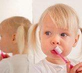 Нужно ли ухаживать за молочными зубами?