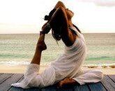 Влияние йоги на похудение