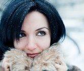 Советы по защите волос от мороза
