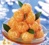 Маски из мандарин для кожи лица