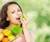 Потребление фруктов и овощей в России